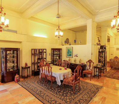 Dining & Meditation Hall  Swayambhu