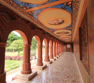 Left Corridor & Ceilings