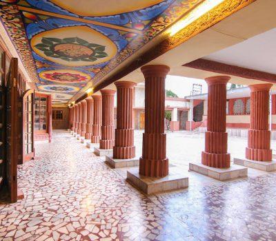 Right Corridor & Qawali Hall