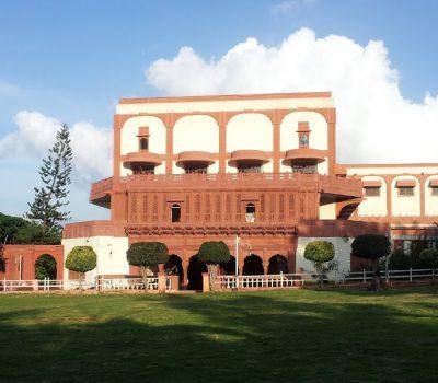 Front of Pratishthan